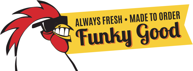 Funky good chicken